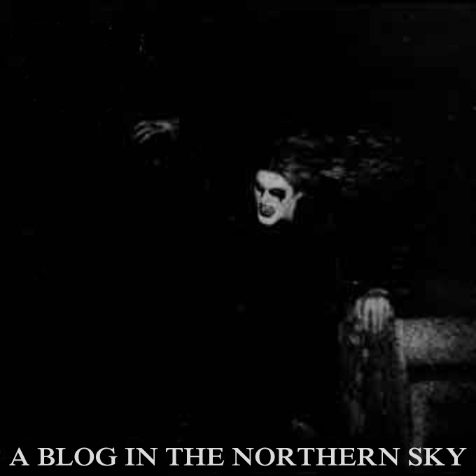 A BLOG IN THE NORTHERN SKY