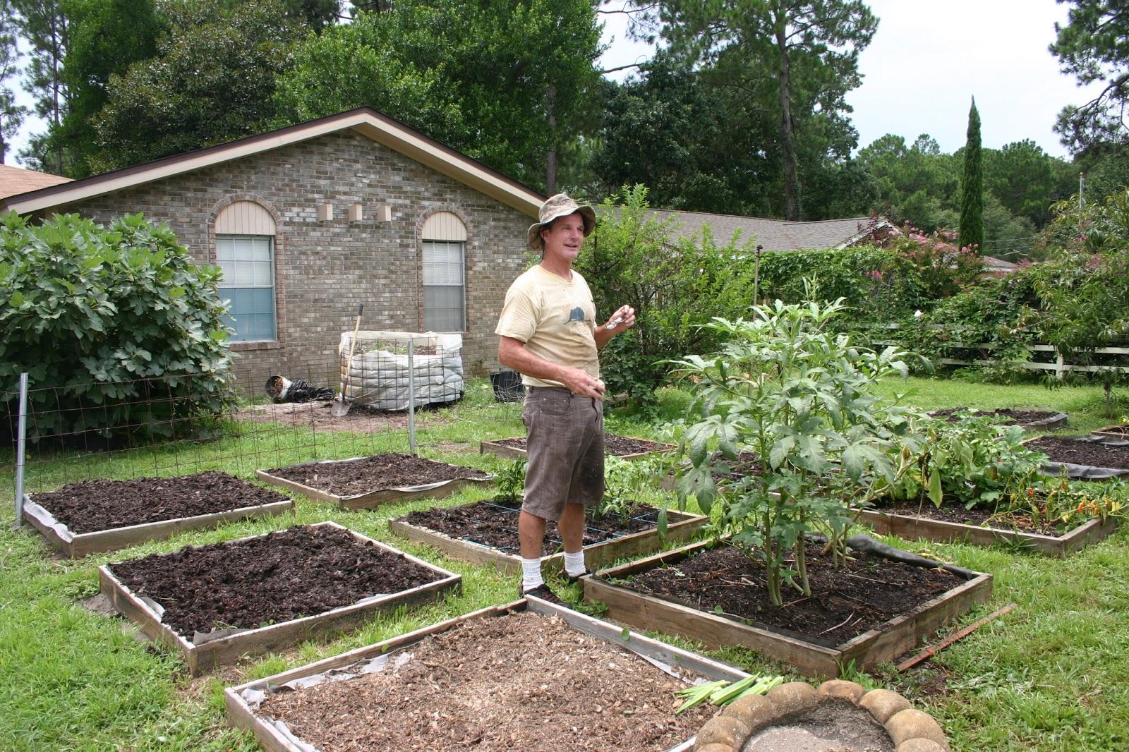 Homestead Life Free Gardening Class