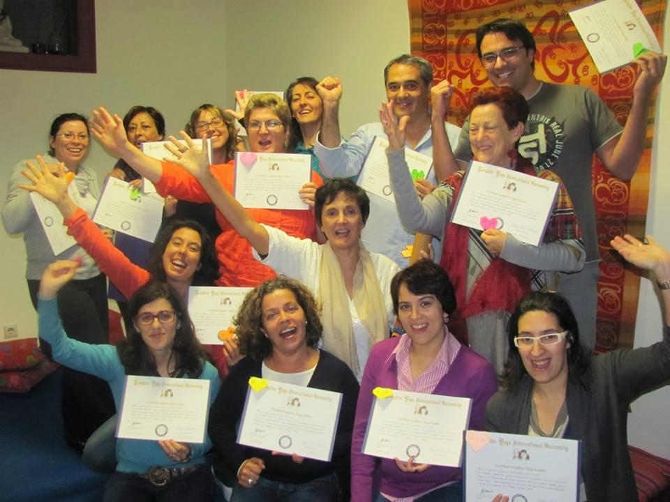 Certificação Internacional de Líder do Riso
