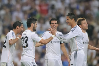 Video Cuplikan Gol Real Madrid VS Copenhagen 4-0