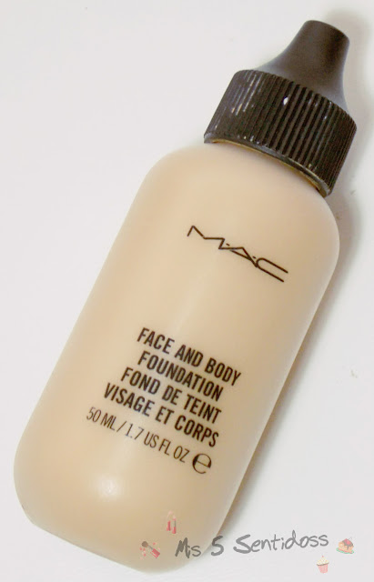 Face & Body de MAC