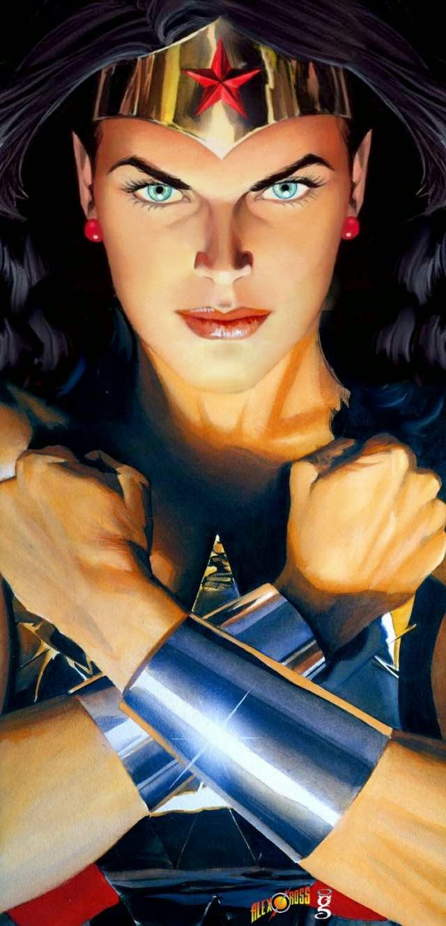 The Best Pictures Of Wonder Woman - Las mejores imagenes de la Mujer Maravilla