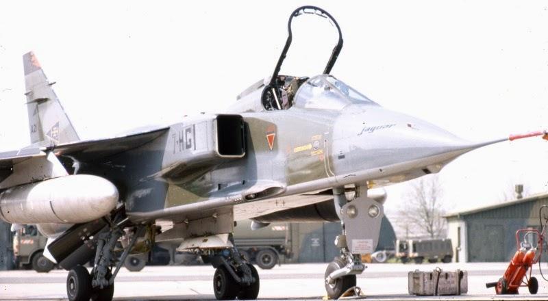 début Jaguar A