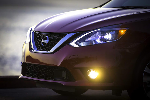 Novo Nissan Sentra 2016