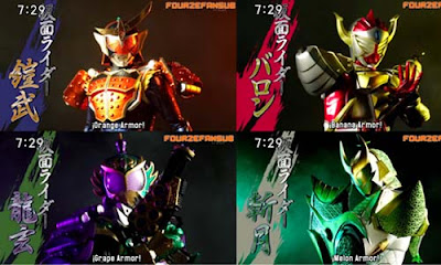 [Download] Kamen Rider Gaimu Subtitle Indonesia