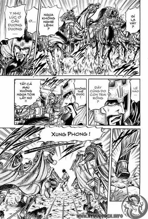 Chú Bé Rồng - Ryuuroden chap 27 - Trang 34