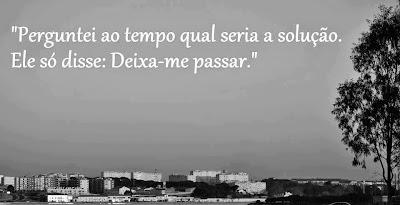 Deixe o Tempo passar