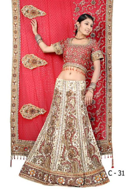 Traditional Stylish Bridal Lehanga
