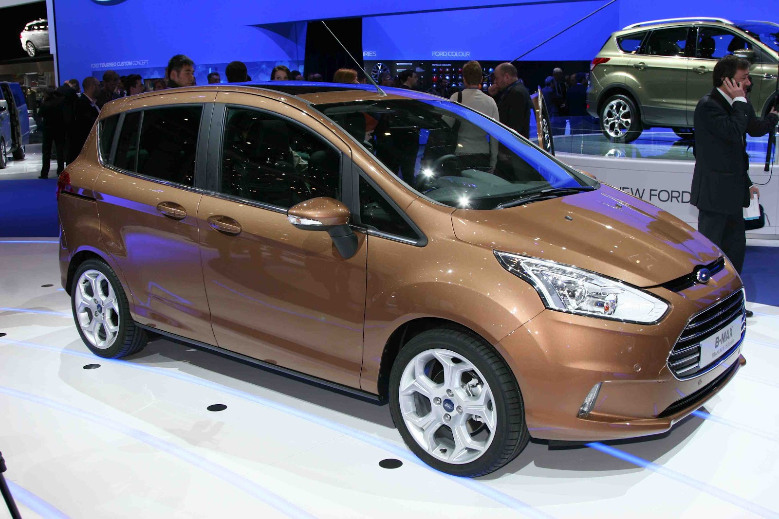 2013 Ford B-MAX Latest Cars.:The list of cars