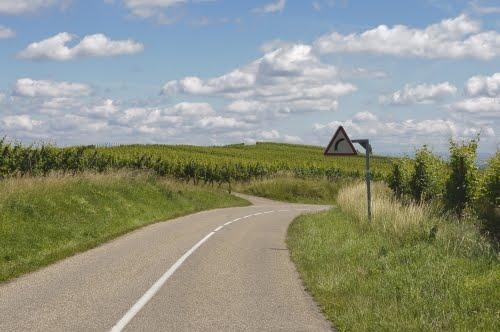 Estrada distante