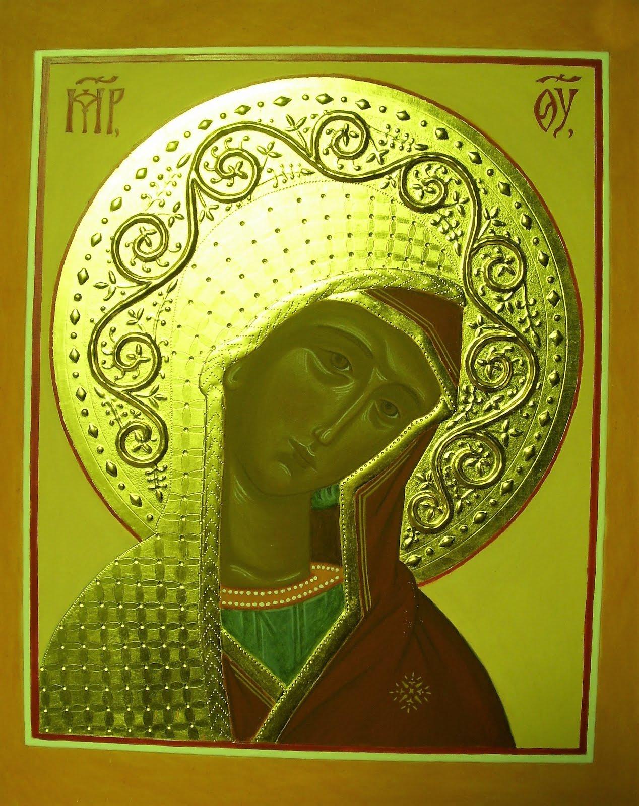 Virgen de la Mantilla