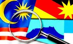 Sabah Dan Sarawak Tidak Akan Tinggalkan Malaysia malay