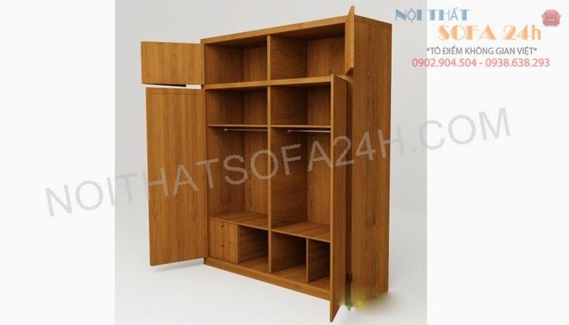 Tủ áo TA075