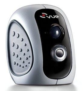 Avaak Vue CM2040 CM Motion Detection Wireless Camera
