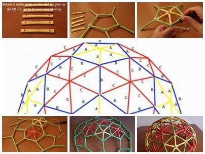 Domo geodesico v3