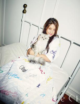 Seolhyun AOA CeCi November 2015