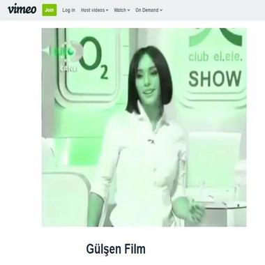vimeo com - gülşen - film
