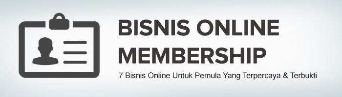 Bisnis Online Membership