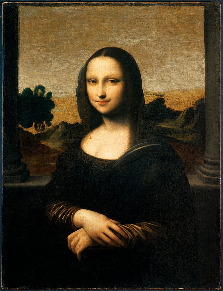 Мона Лиза Айзелуортская.
