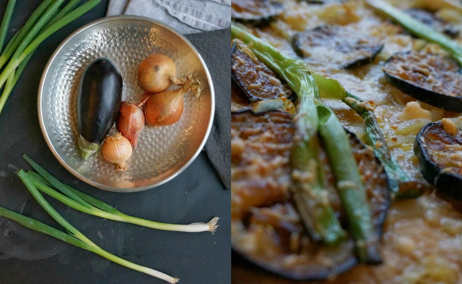Sund fuldkornspizza med karamelliserede løg - mit livs kogebog