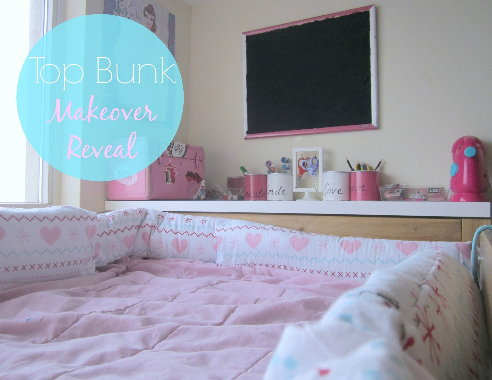 bunk bed makeover ideas