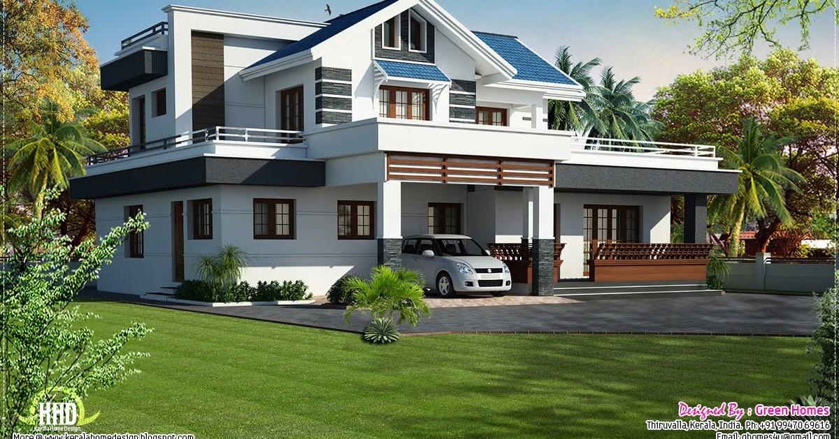Green Homes Designs | Bedroom Modern Home Design By Green Homes Thiruvalla Kerala Future