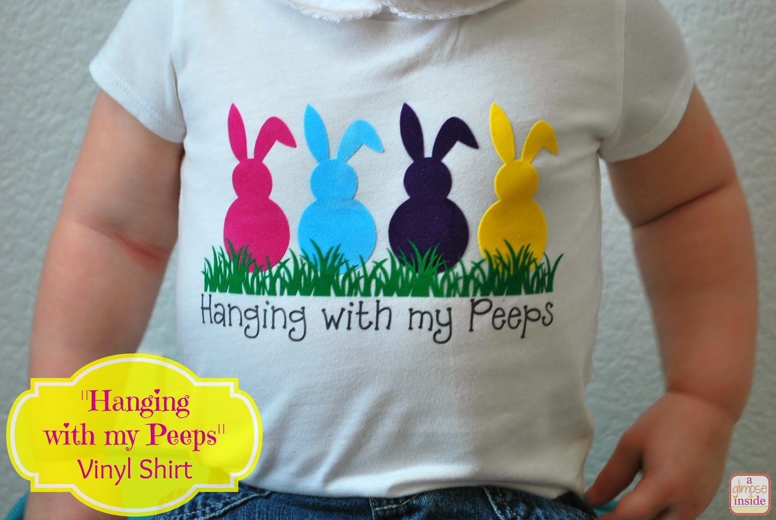 http://www.aglimpseinsideblog.com/2014/03/hanging-with-my-peeps-vinyl-shirt.html