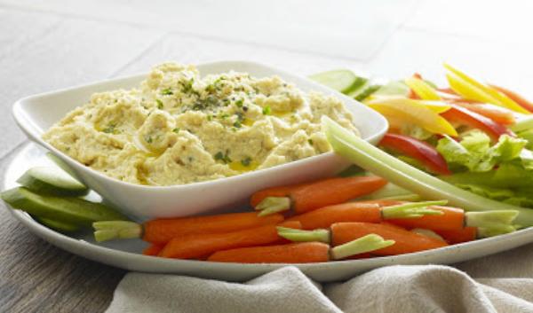 Hemp Seed Hummus - Kim's Welcoming Kitchen