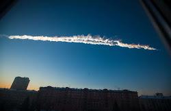 Ce n'était qu'un petit caillou venu de l'espace