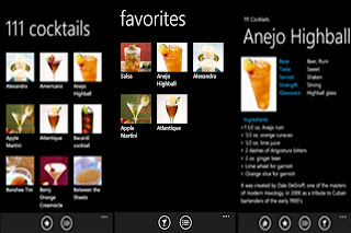 app para Windows Phone