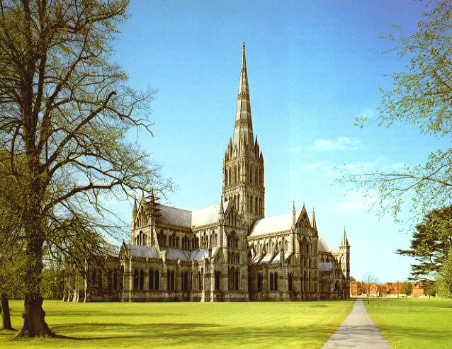 salisbury cathedral - photo #12