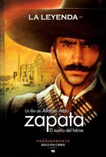 Zapata: El Sueño del Heroe – DVDRIP LATINO