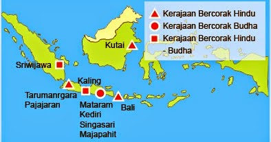 HINDU BUDHA DI INDONESIA kelompok 6: Kerajaan-Kerajaan ...