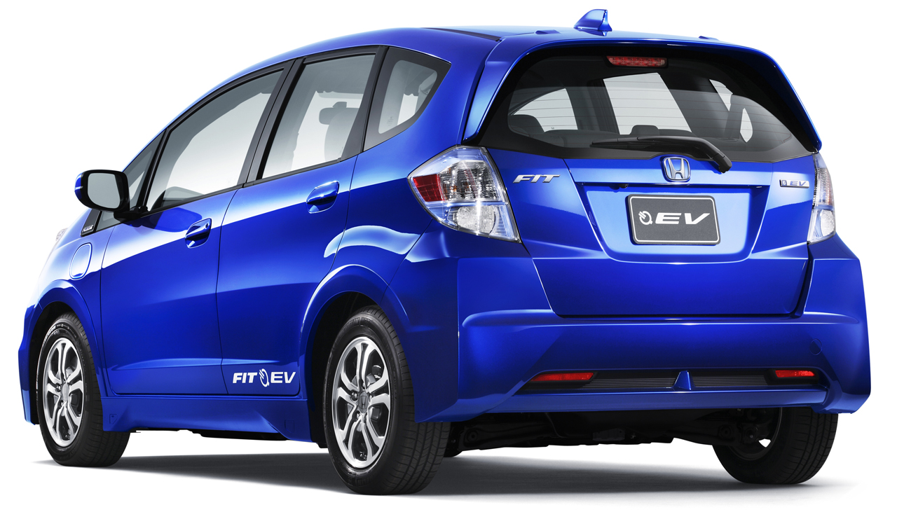 Honda honda fit ev range : Honda trims lease payment 30% for Electric Fit | Electric Vehicle News