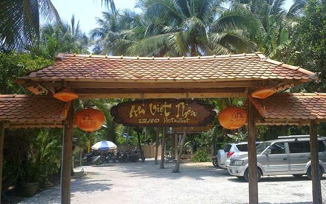 Nhà hàng An Việt Thôn ở Nha Trang