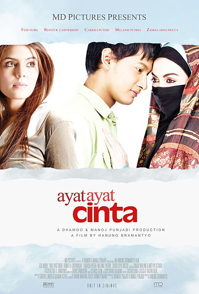 Film Ayat Ayat Cinta Full Movie
