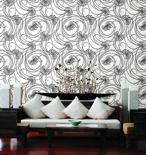 Avant garde design about wallpaper - Papel empapelar paredes ...