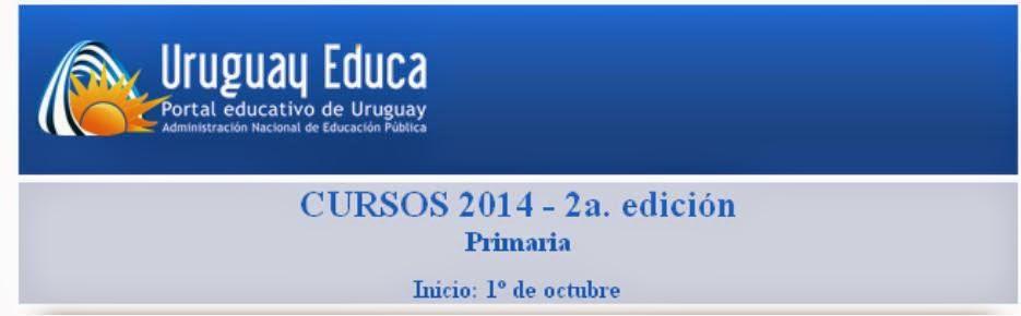 http://www.uruguayeduca.edu.uy/repositorio/cursos2014/primaria/index.html