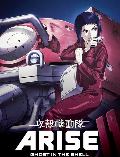 Ghost in the Shell: Arise BD Batch [Movie]