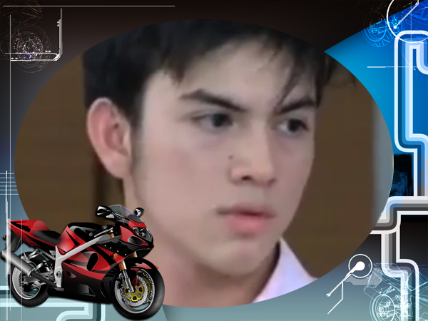 Rizky Nazar (Tristan) On Super ABG Episode 012
