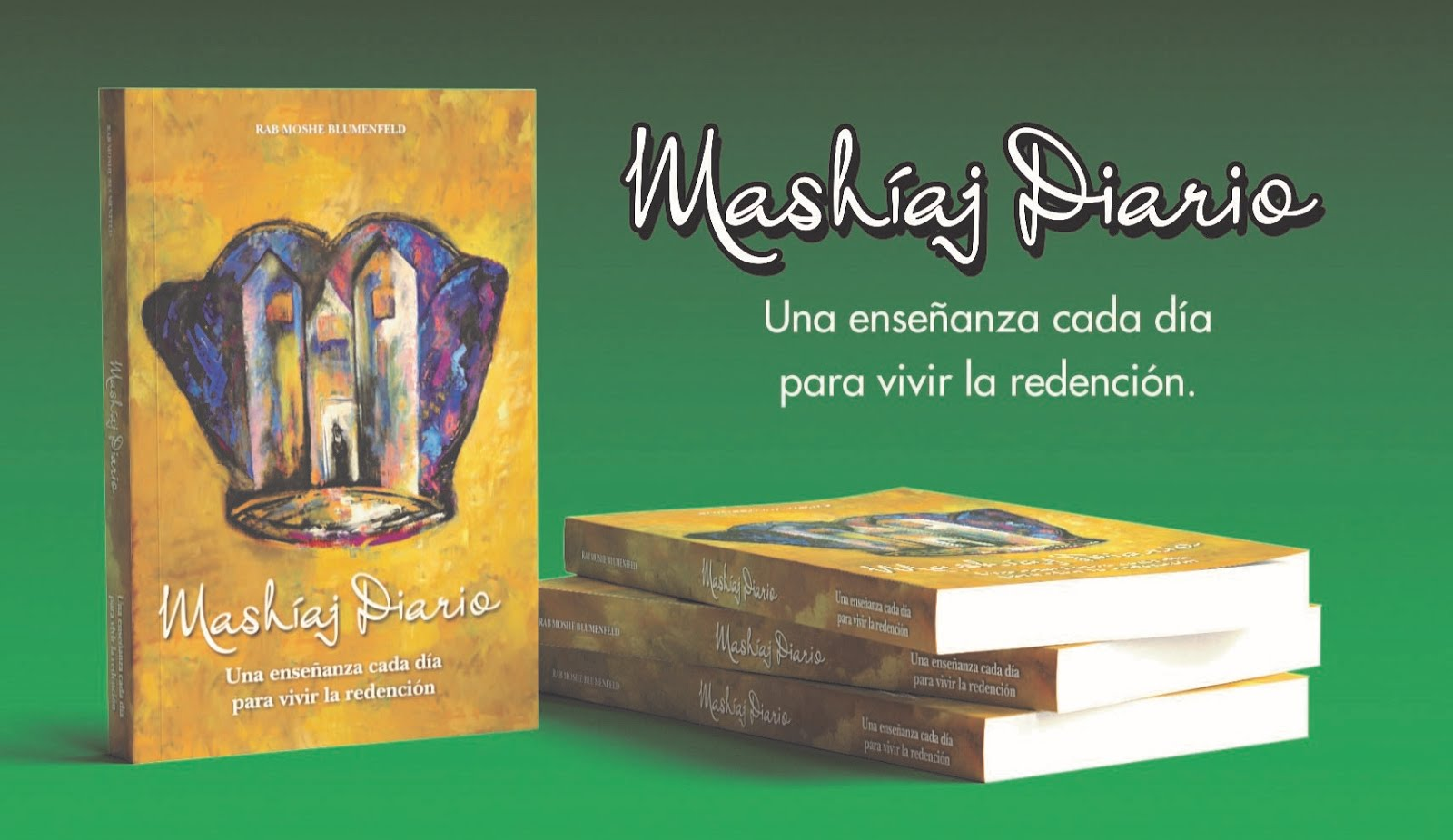 Libro Mashíaj Diario