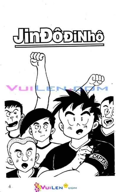Jindodinho - Đường Dẫn Đến Khung Thành III Tập 61 page 4 Congtruyen24h