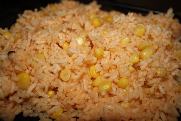 Neighbor Chick's: Spanish Rice in the Rice Cooker