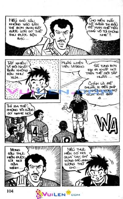 Jindodinho - Đường Dẫn Đến Khung Thành III Tập 57 page 104 Congtruyen24h