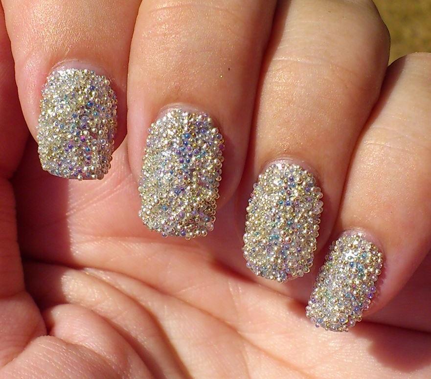 wendy s delights nail rock moon silver nail