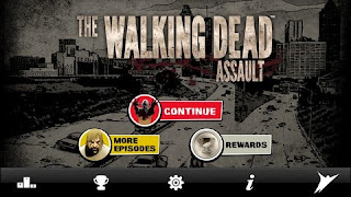 The Walking Dead Assault v1.60 (Android Game)