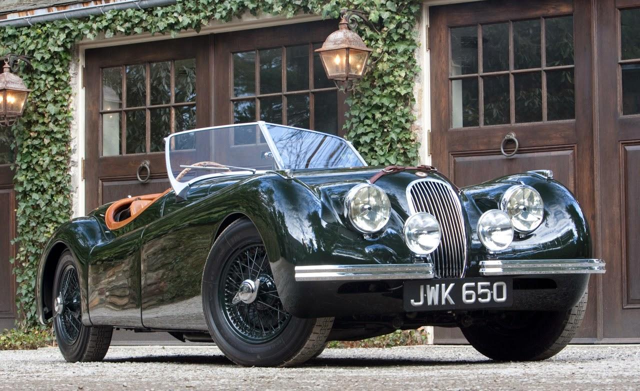 http://carbrandsincurrentproduction.blogspot.com.es/search/label/Jaguar%20XJ120%20Replica