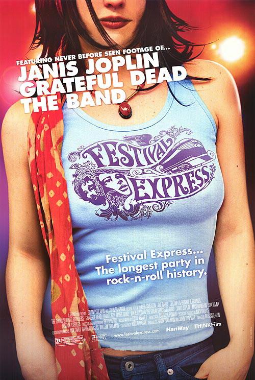 Festival Express 1970 ... Sub Spanish ... 88 minutos