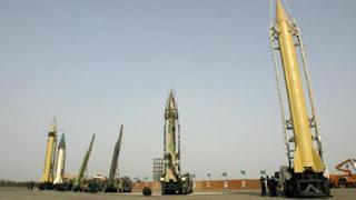 Irani Prezanton Raketën e re Tokë-Tokë
