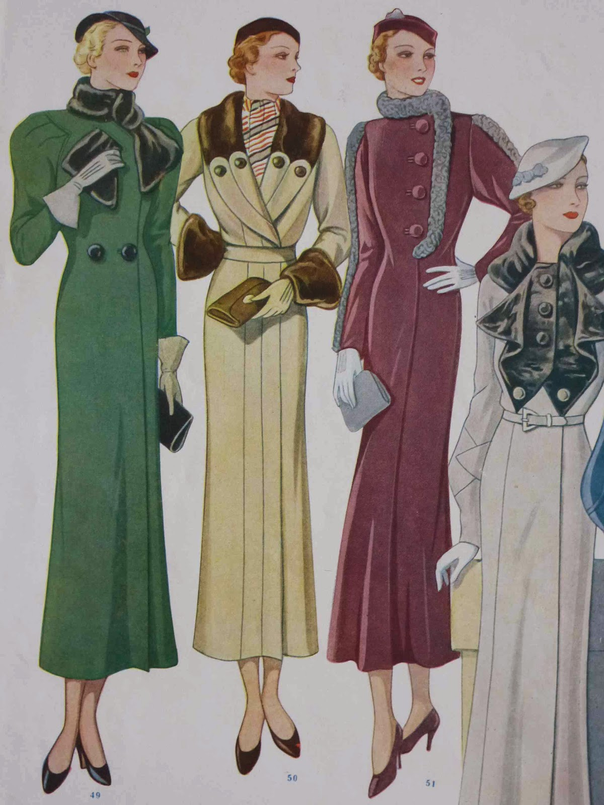 1930 fashion for sale 23